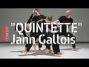 Quintette par Jann Gallois @ Théâtre de Chaillot – ARTE Concert