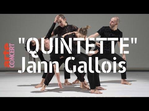 Quintette par Jann Gallois @ Théâtre de Chaillot ARTE Concert