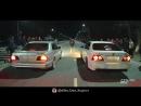 Битва без купюр GTR R33 Godzilla 700hp vs EVO9 700hp MB W210 55 AMG vs Toyota Crown