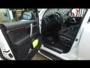 Установка комфортных сидений BMW G-серии (ромб) в Land Cruiser 200, перешив салона, звук.
