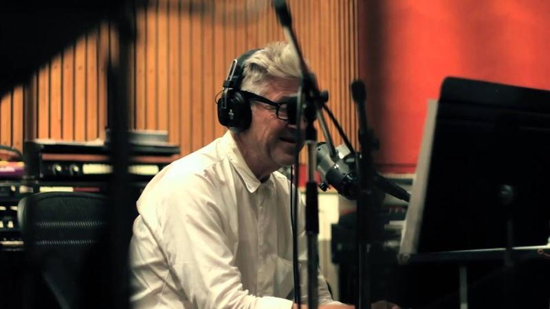 David Lynch - The Big Dream (OFFICIAL ALBUM TRAILER)