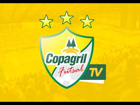 (20062018) Paranaense de futsal Série Ouro - Palmas x Copagril Futsal