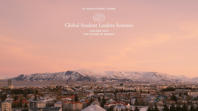 Conference Highlights of the 2016 Iceland Global Student Leaders Summit EF Educational Tours