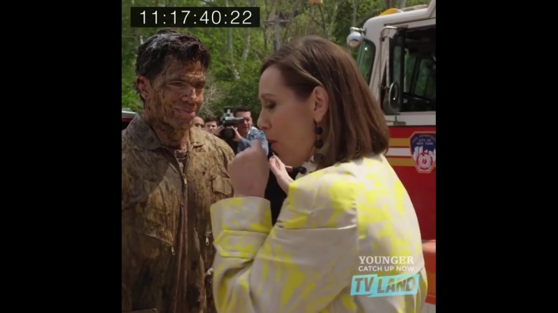 Bloopers Season 5 Younger TV