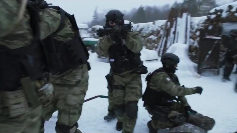 Граница Wataha S02E05 из 06 на русском
