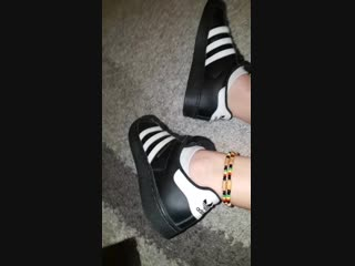 Adidas superstar size 38.5 for sale