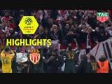 Чемпионат Франции 2018/19. 16-й тур. «Амьен» – «Монако»