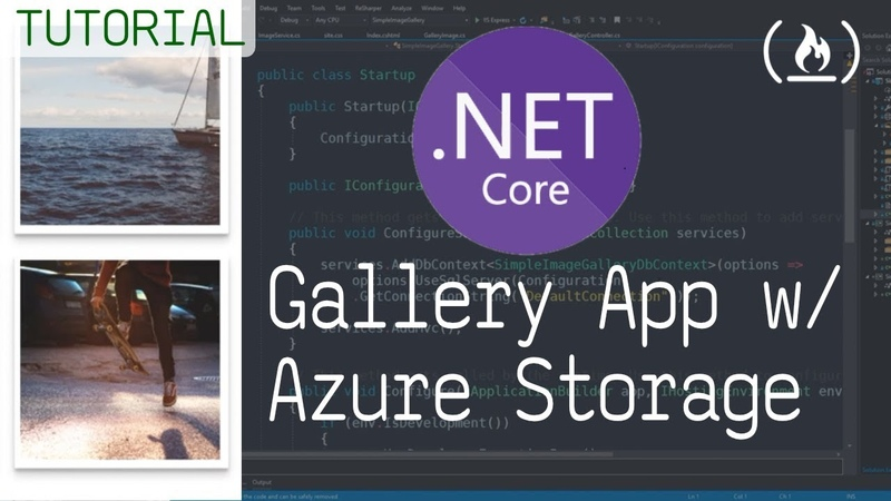ASP.NET Core 2.0 Gallery App with Azure - Tutorial