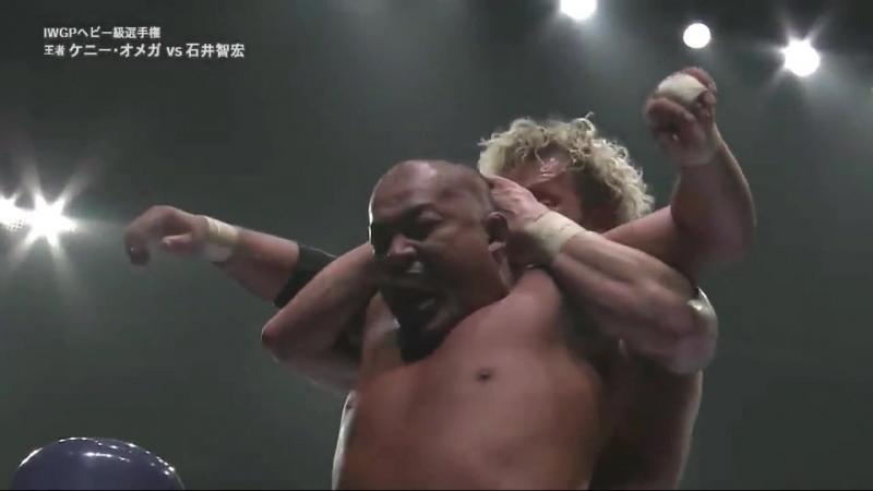 Kenny Omega (c) vs. Tomohiro Ishii - NJPW Destruction In Hiroshima