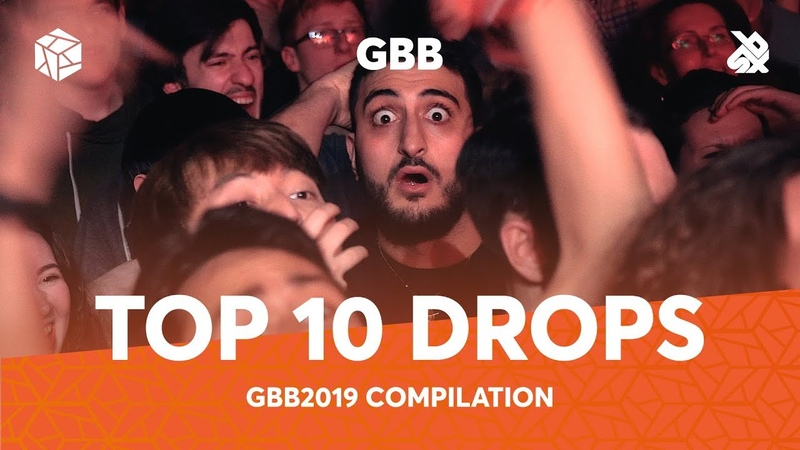 TOP 10 DROPS 😱 Grand Beatbox Battle Solo 2019