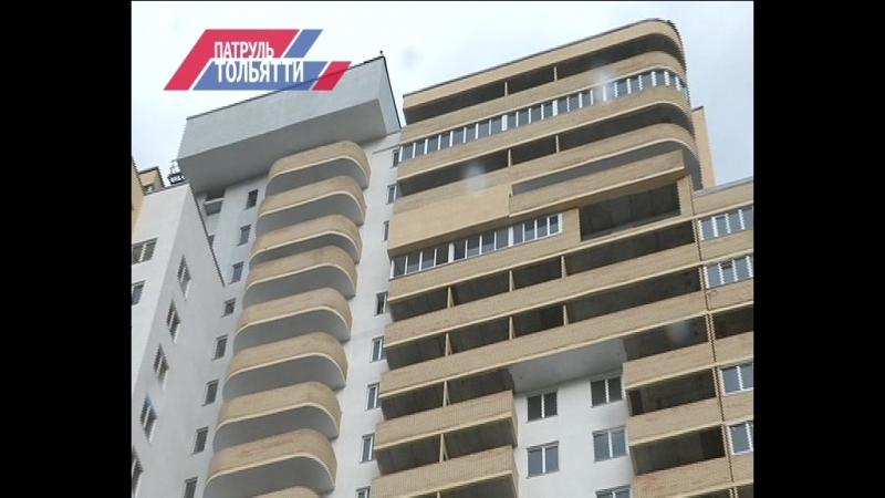Видео с места падения женщины с 20 этажа.Московский 62