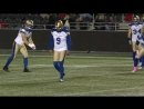CFL 2018 Week 17 Winnipeg Blue Bombers Ottawa Redblacks EN