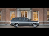 Range Rover SVAutobiography The most luxurious Land Rover ever
