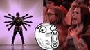 El mejor baile sincronizado 4D de la historia..