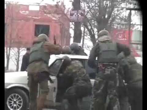 Ликвидация боевиков в Ингушетии