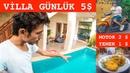Günde 10 Dolara Krallar gibi Yaşamak Bali Adası Ev Turu