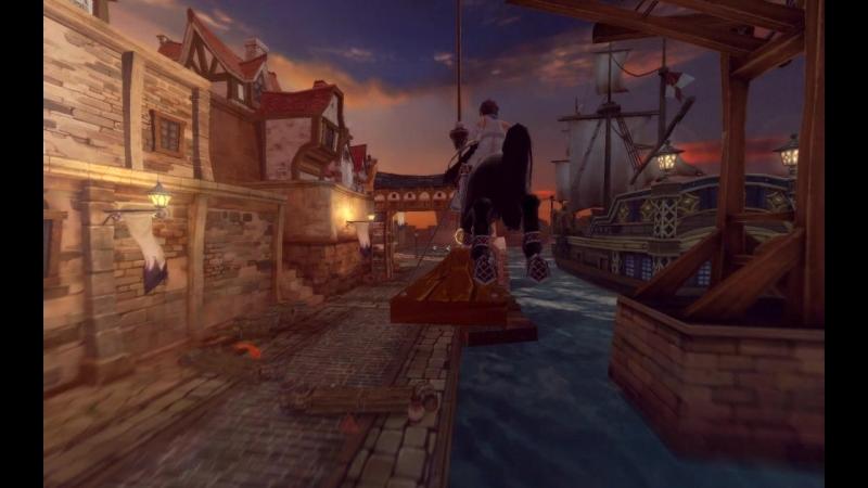 [AO]Торговый порт