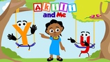 The Letter Y Song Educational phonics song from Akili and Me, African Animation!