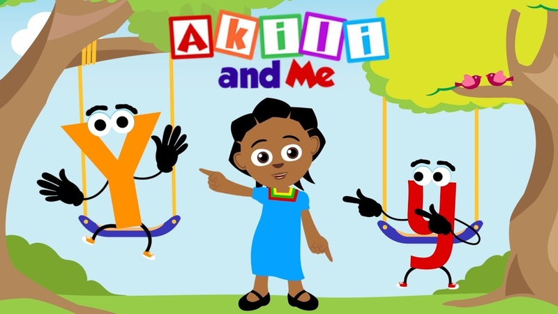 The Letter Y Song | Educational phonics song from Akili and Me, African Animation!
