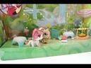 Littlest Pet Shop. Петшопы. 10 серия. Парочкапро любовь. LPS
