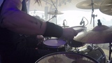 Marduk - Into Utter Madness (drum cam 2018)