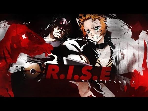 R.I.S.E | Juuni Taisen AMV | ST IC XV
