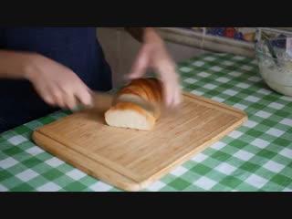 Бутерброды,запечённые в духовке