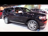 2018 Dodge Durango Citadel - Exterior and Interior Walkaround - 2018 Chicago Auto Show