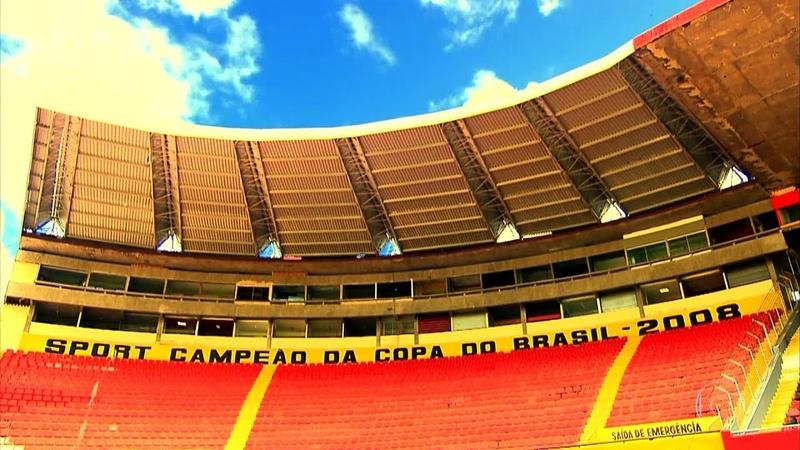 HD | Globo Esporte PE especial de dez anos do título do Sport na Copa do Brasil 2008