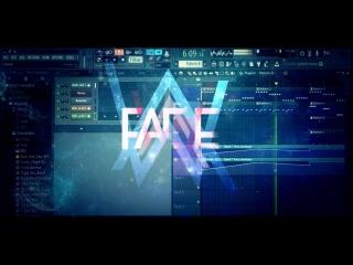 Alan_Walker - Fade_ В fl studio_ Дима Кот