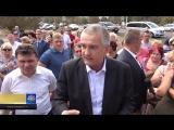 Глава Республики Крым Сергей Аксенов опроверг провокацию «Эха Москвы» о химическом выбросе