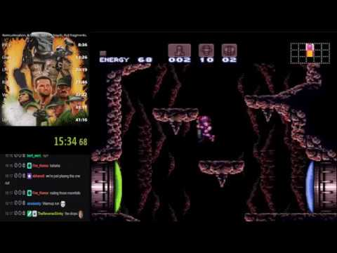 Super Metroid Any 4115 (27igt)