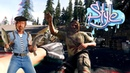 СЕКТАНТЫ БОМЖИ ПРОТИВ ЧАК НОРРИСА Far Cry 5 Лучшие моменты Баги Приколы
