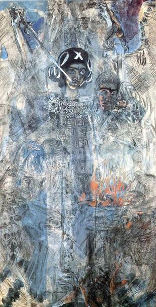 Демоны, ангелы и пророки Михаила Врубеля