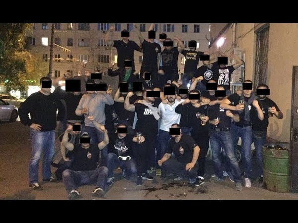 KIDS(CSKA MOSCOW) VS HOOLIGANS OF SPARTAK MOSCOW/BEFORE THE DERBY 21.09.2018