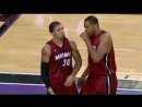 "Michael Beasley dance and sing ""i will survive"" (Gloria Gaynor)after a TO [lol] vs SAC 10-01-09"
