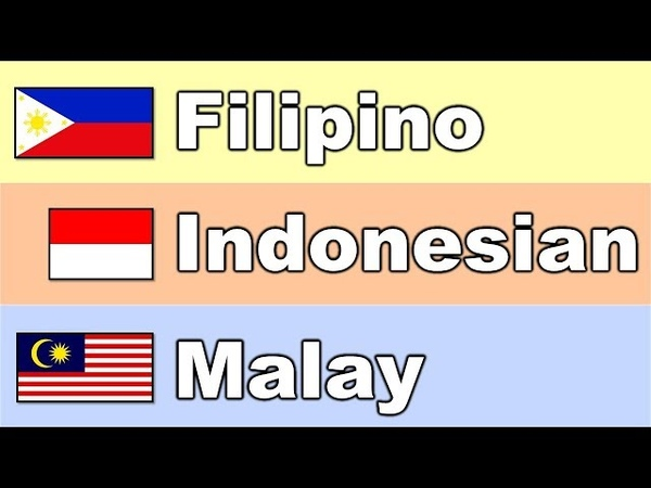 Basic Phrases in Filipino Indonesian Malay