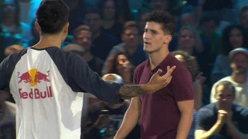 Lil Zoo (AUT) vs. Victor (USA) | Semifinal | Red Bull BC One World Final 2018