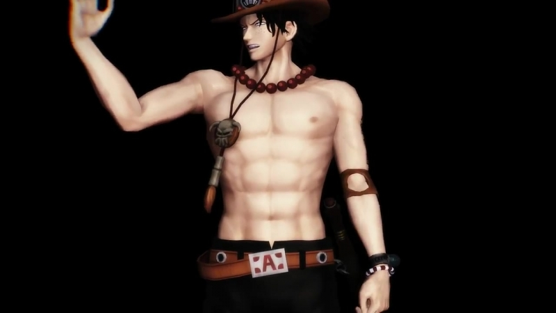 [MMD] One Piece - It has begun『1080p_60fps』
