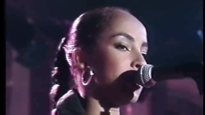 Sade - Why cant we live Together - Montreux Jazz Festival ( 1984 )