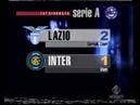 2003-04 14a - 21-12-2003 Lazio-INTER 2-1 Vieri,Corradi,Zauri Servizio Ita1