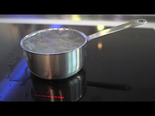 Tính năng tự động tắt khi trào nước trên bếp từ