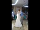 нас первый свадебный танец 🙈🙈🙈свадьбаангаровых