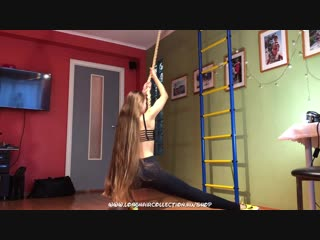 Home Practice with Vera for Perfect Body and Hair (Preview). 12ХІІ.2018.