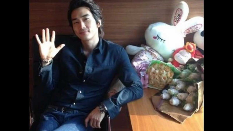 Праздник 8 марта поет Хён Бин Этот мужчина That Man - Song Seung Heon