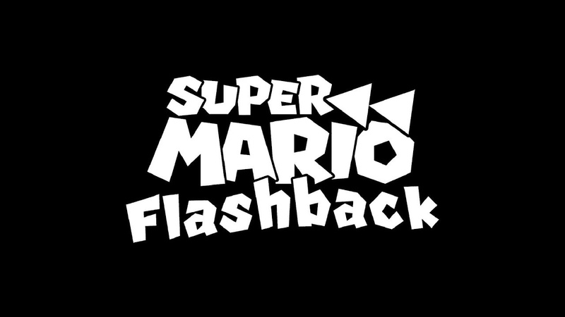 Super Mario Flashback SAGE 2018 Playthrough Demo Review on Linux Wine 2018