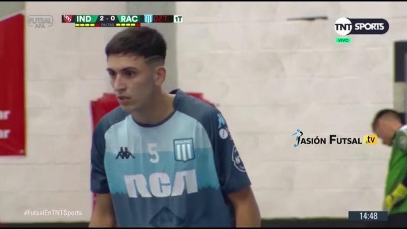 Чемпионат Аргентины Independiente 3 Racing 5 10 тур
