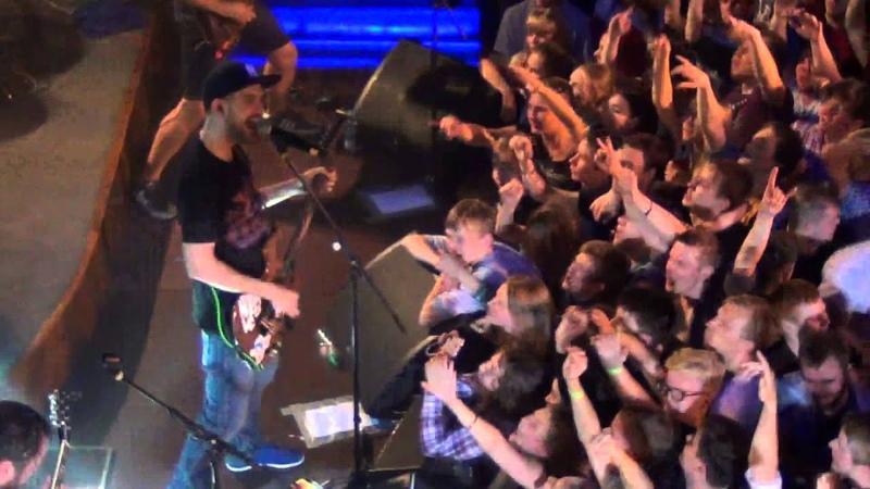 Noize MC - Аренби прощание с публикой (Green House, г.Киров 27.09.2015)
