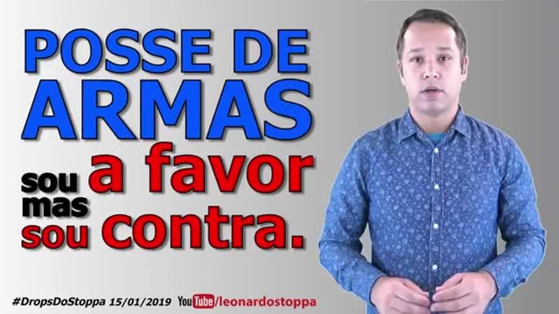 Posse De Armas- Sou a favor mas sou contra.mp4