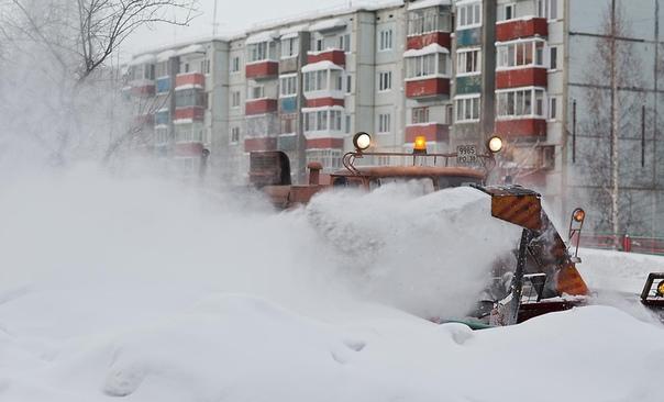 О содержании городских дорог в Усть-Илимске